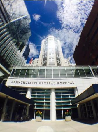 麻省总医院主入口